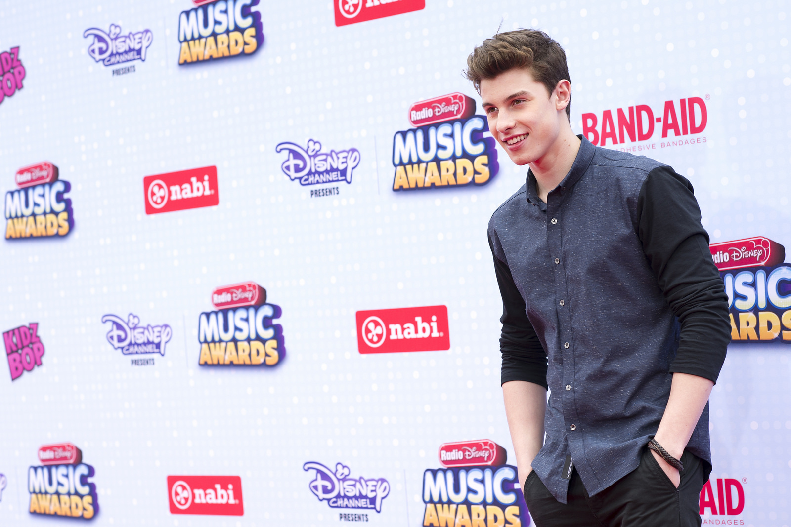 Shawn Mendes - Image Credit: Disney Channel/Image Group LA