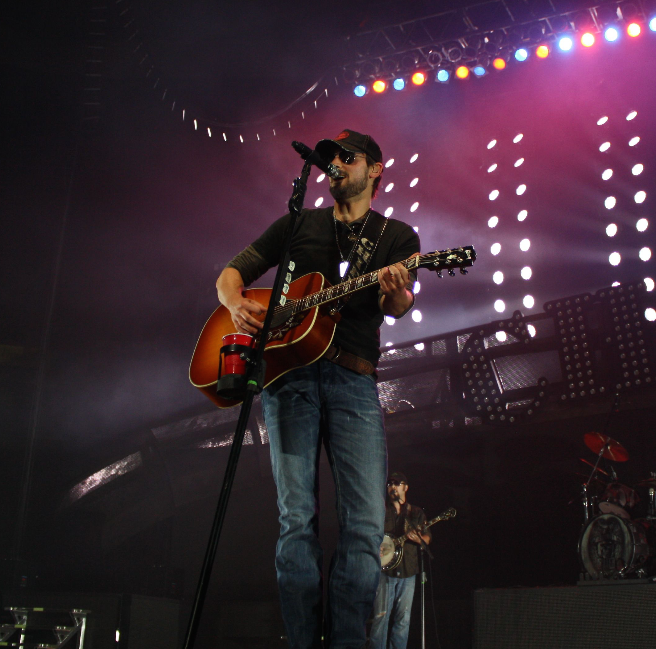 Eric Church live in concert - get your Eric Church tickets from www.VIPTicketsCanada.ca today!
