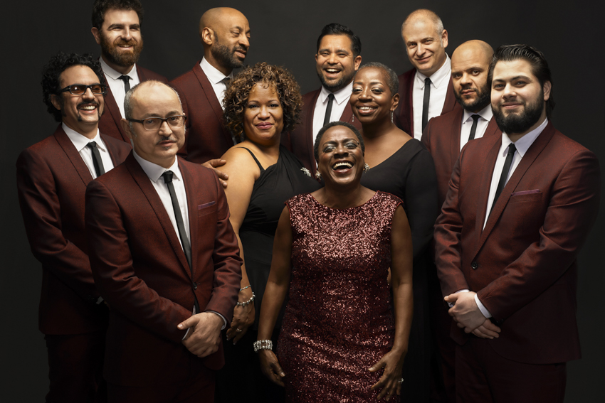 Sharon Jones & The Dap-Kings VIP Tickets Canada