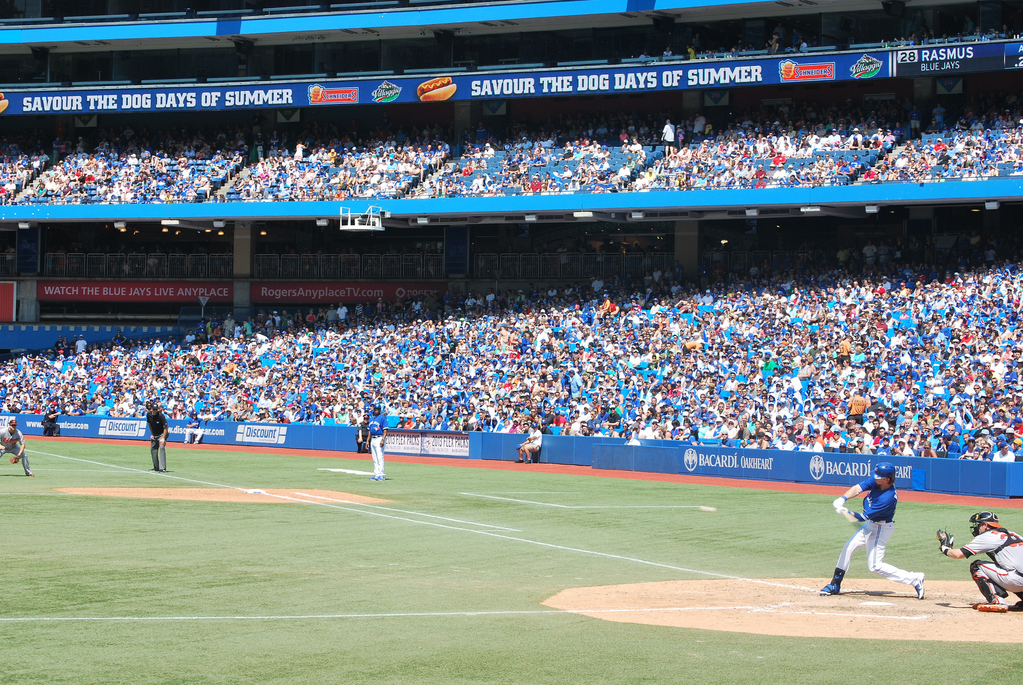 Toronto Blue Jays Family Tickets VIP Tickets Canada